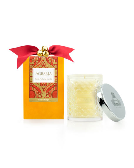 Agraria 3.4 oz. Bitter Orange Crystal Cane Candle