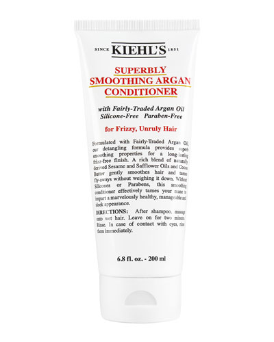Superbly Smoothing Argan Conditioner, 6.8 oz.