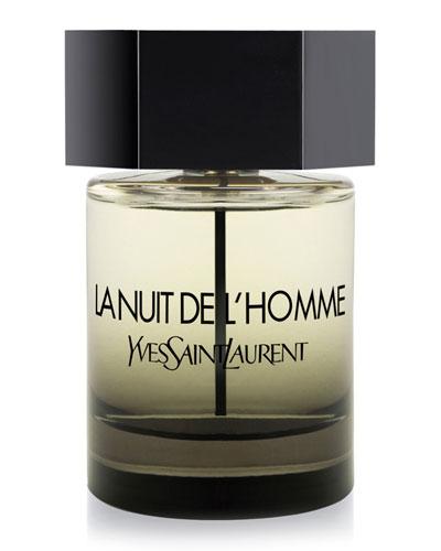 Le Nuit de L'Homme Eau de Toilette, 3.3 oz./ 100 mL