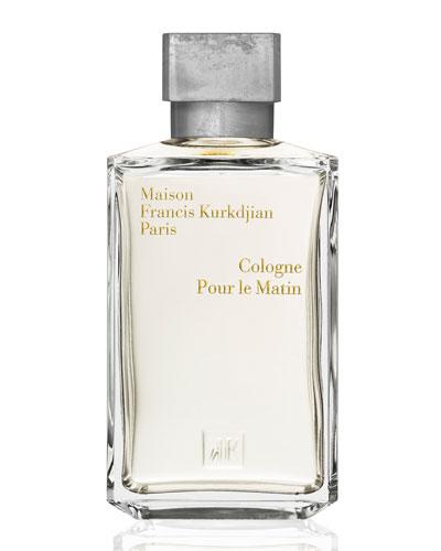 Cologne Pour le Matin, 3.4 oz./ 100 mL