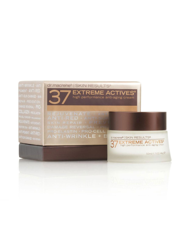 37 ACTIVES High Performance Anti-Aging Cream, 1.7 Oz.