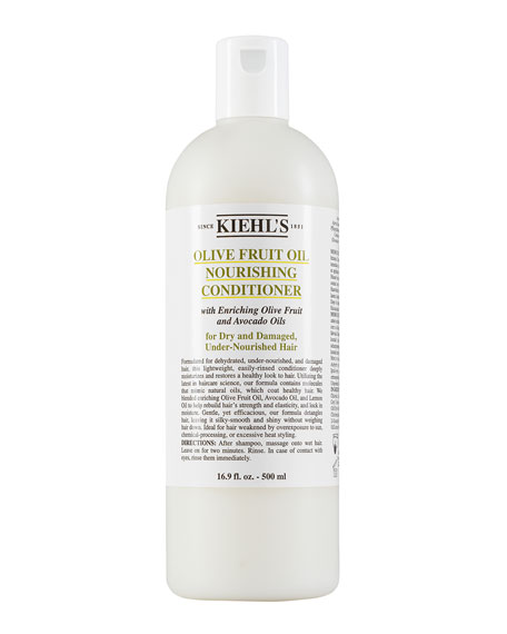 Kiehl's Since 1851 16.9 oz. Olive Fruit Oil Nourishing Conditioner