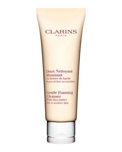 Gentle Foaming Cleanser, Dry/Sensitive Skin, 4.4 oz.