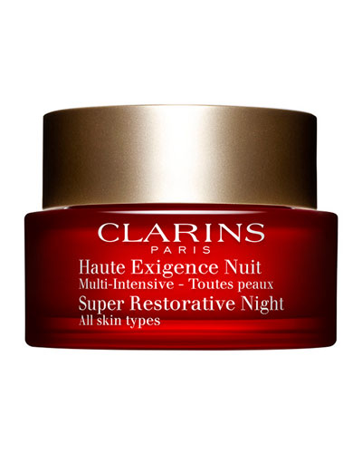 Super Restorative Night Cream – All Skin Types, 1.6 oz./ 50 mL