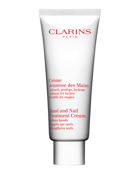 Clarins Hand & Nail Treatment Cream, 3.3 oz./ 97.6 mL