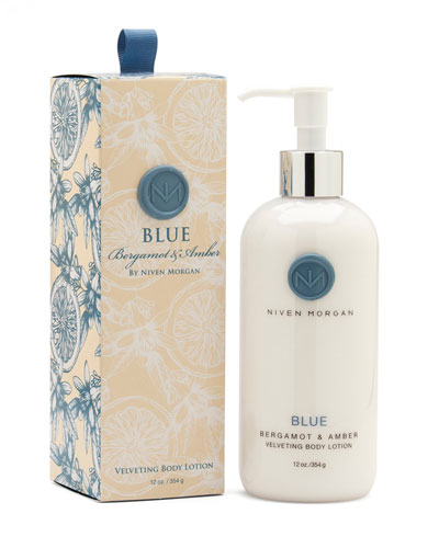 Blue Body Lotion, 12 oz.
