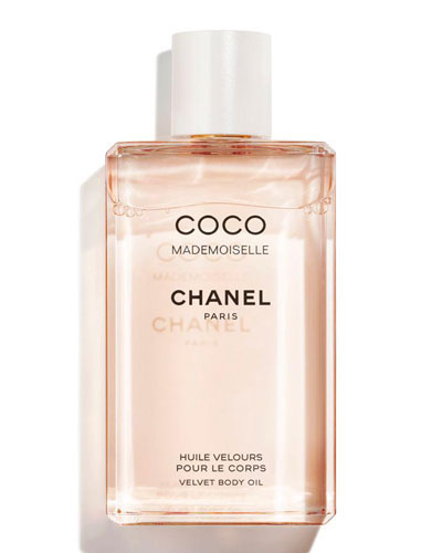 <b>COCO MADEMOISELLE</b><br>Velvet Body Oil Spray 6.8 oz.