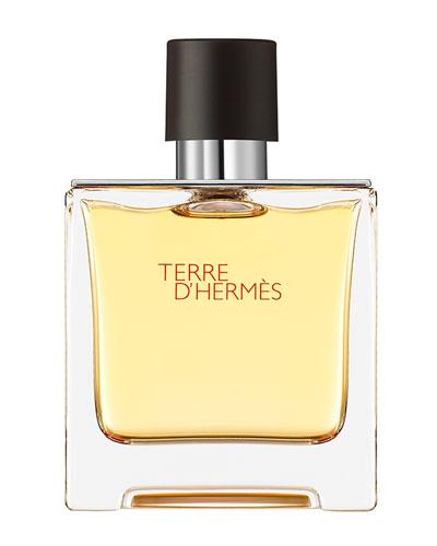 Terre d'Hermès – Pure Perfume Natural Spray, 2.5 oz./ 74 mL
