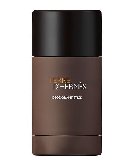 Hermès 2.6 oz. Terre d'Hermes Alcohol-Free Deodorant Stick