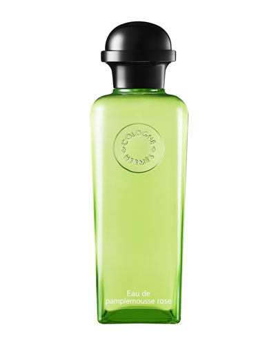 Eau de pamplemousse rose Eau de cologne spray, 3.3 oz./ 100 mL