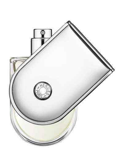 Voyage d'Hermès Eau de Toilette Refillable Natural Spray, 3.3 oz./ 100 mL