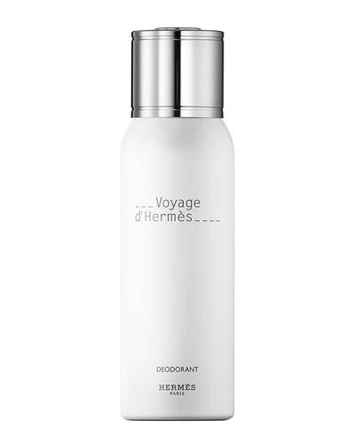 Voyage d'Hermès Deodorant Natural Spray, 5 fl. oz.