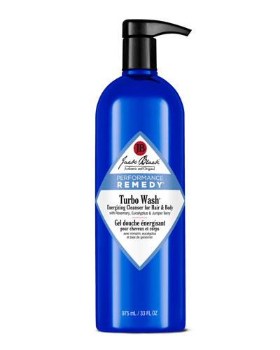Turbo Wash Energizing Hair & Body Cleanser, 33 oz.