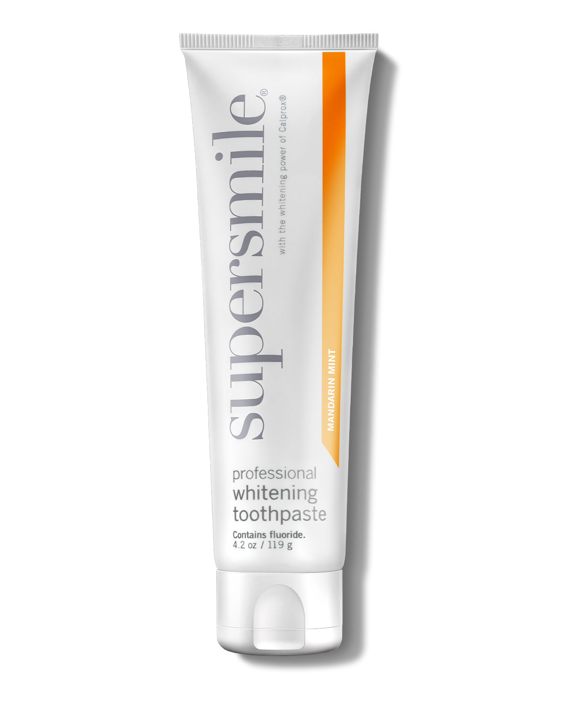 SUPERSMILE Whitening Toothpaste, Mandarin Mint