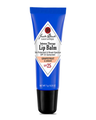 Grapefruit and Ginger Lip Balm