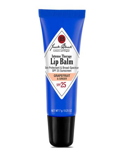 Grapefruit and Ginger Lip Balm