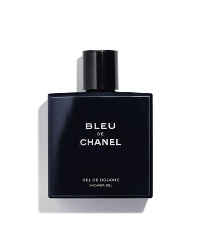 <b>BLEU DE CHANEL</b> <br>Shower Gel 6.8 oz.