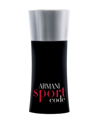 Armani Sport Code Eau de Toilette Spray, 75mL