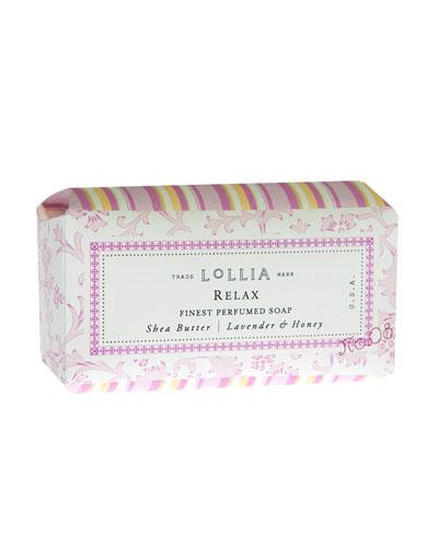 Relax Shea Butter Soap