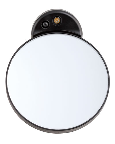 Lighted 10X Mirror