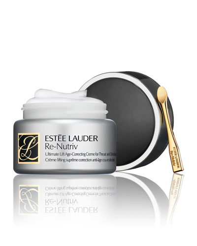Re-Nutriv Ultimate Lift Age-Correcting Crème for Throat and ...