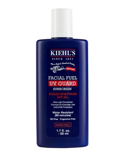 Facial Fuel UV Guard Fast-Absorbing Sunscreen For Men SPF 50, 1.7 fl. ...