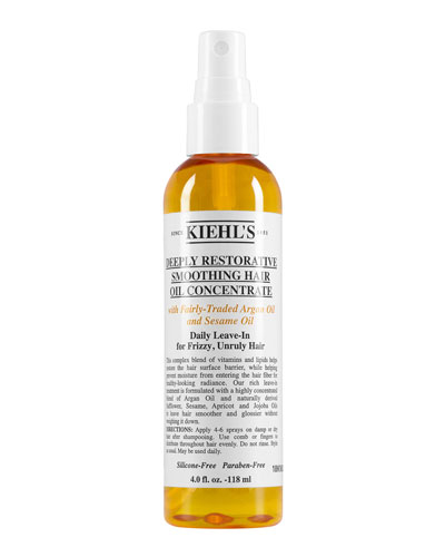 Deeply Restorative Hair Oil