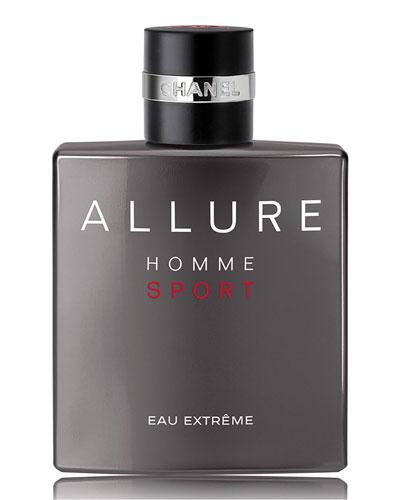 <b>ALLURE HOMME SPORT EAU EXTREME</b><br>Eau de Parfum Spray 1.7 oz./ 50 m: