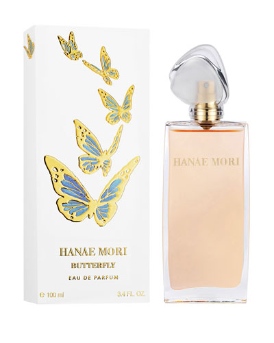 Hanae Mori Eau de Parfum,  3.4 fl.oz.