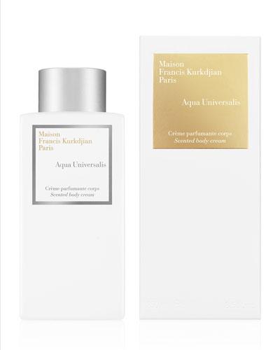 Aqua Universalis Scented body cream, 8.4 oz./ 250 mL