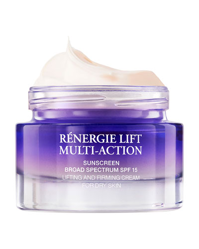 Renergie Lift Multi-Action Cream for Dry Skin, 1.7 oz
