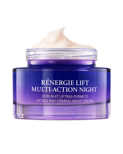 Rénergie Lift Multi-Action Night Cream, 2.6 oz./ 75 mL