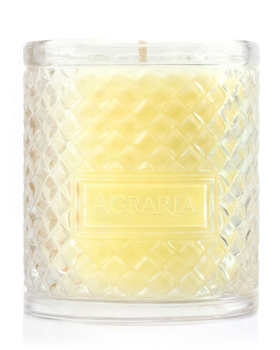 Bitter Orange Woven Crystal Perfume Candle, 7 oz.