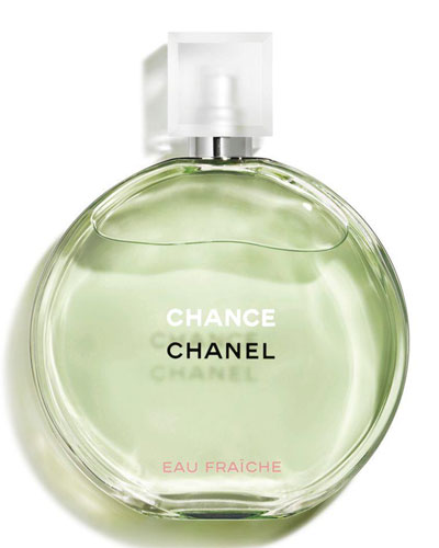 <b>CHANCE EAU FRA&#206;CHE</b><br>Eau de Toilette Spray 5 oz./ 148 mL