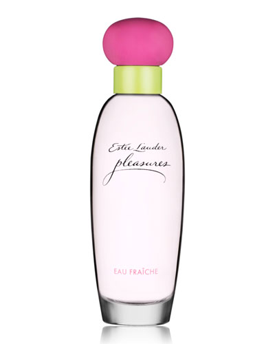 Pleasures Eau Fraiche Eau de Parfum Spray, 3.4 oz./ 100 mL