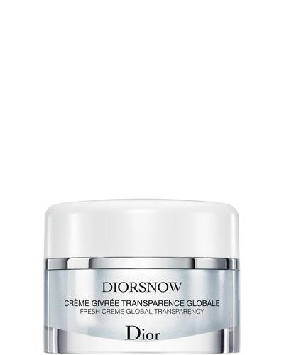 Diorsnow White Reveal Fresh Crème Global Transparency, 50 mL
