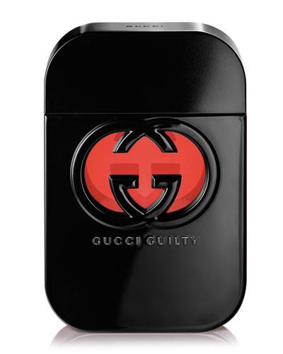 Gucci Guilty Black Eau de Toilette, 2.5 oz./ 74 mL