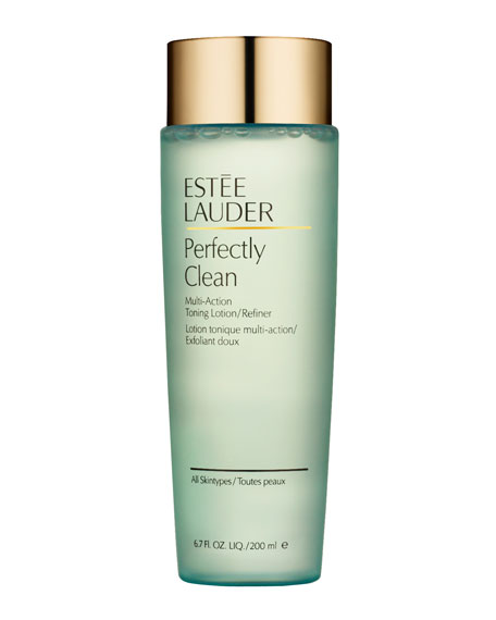 Estee Lauder 6.7 oz. Perfectly Clean Multi-Action Toning Lotion/Refiner