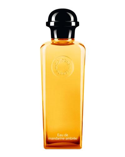 Eau de mandarine ambrée Eau de cologne spray, 3.3 oz./ 100 mL