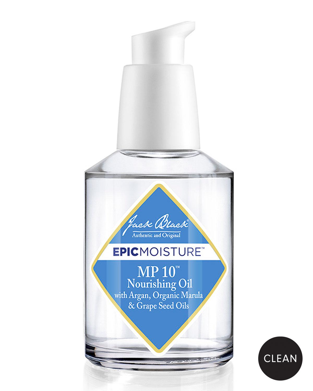 Jack Black Epic Moisture MP 10 Nourishing Oil, 2 oz.