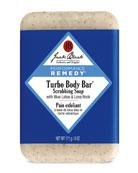 Jack Black Turbo Body Bar Scrubbing Soap, 6