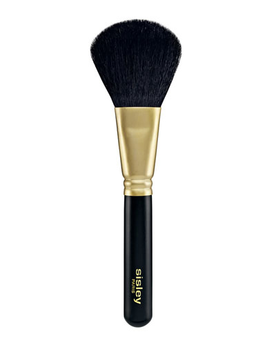 Powder Brush with Natural Bristles