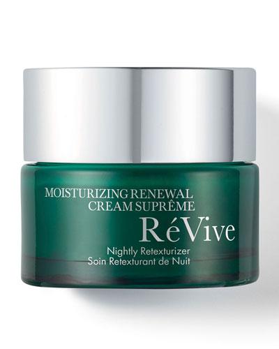 Moisturizing Renewal Cream Suprême Nightly Retexturizer, 1.7 oz./ 50 mL