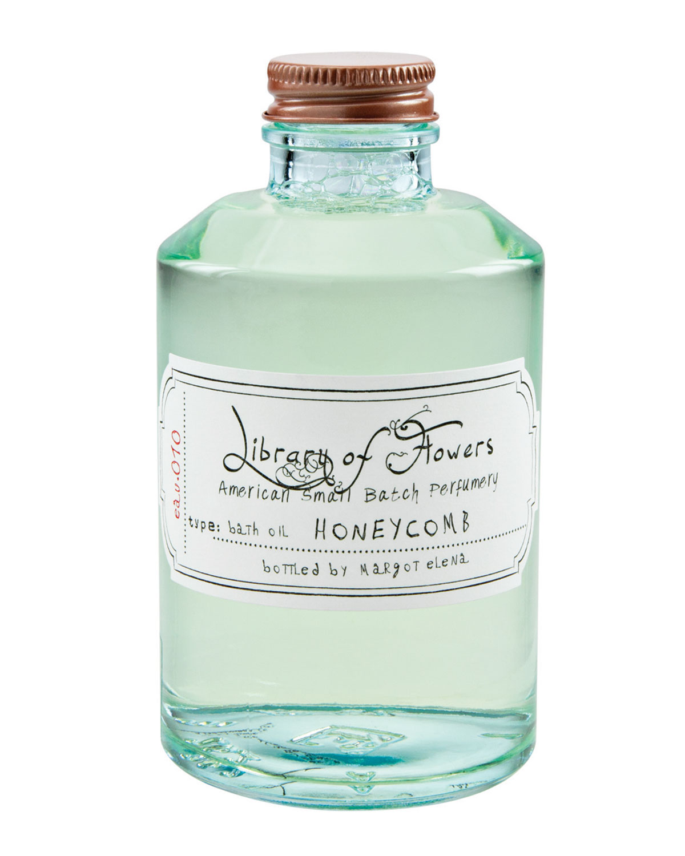Honeycomb Bath Oil