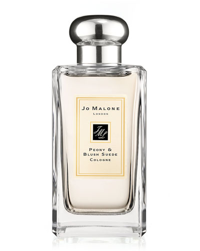Peony & Blush Suede Cologne, 3.4 oz./ 100 mL