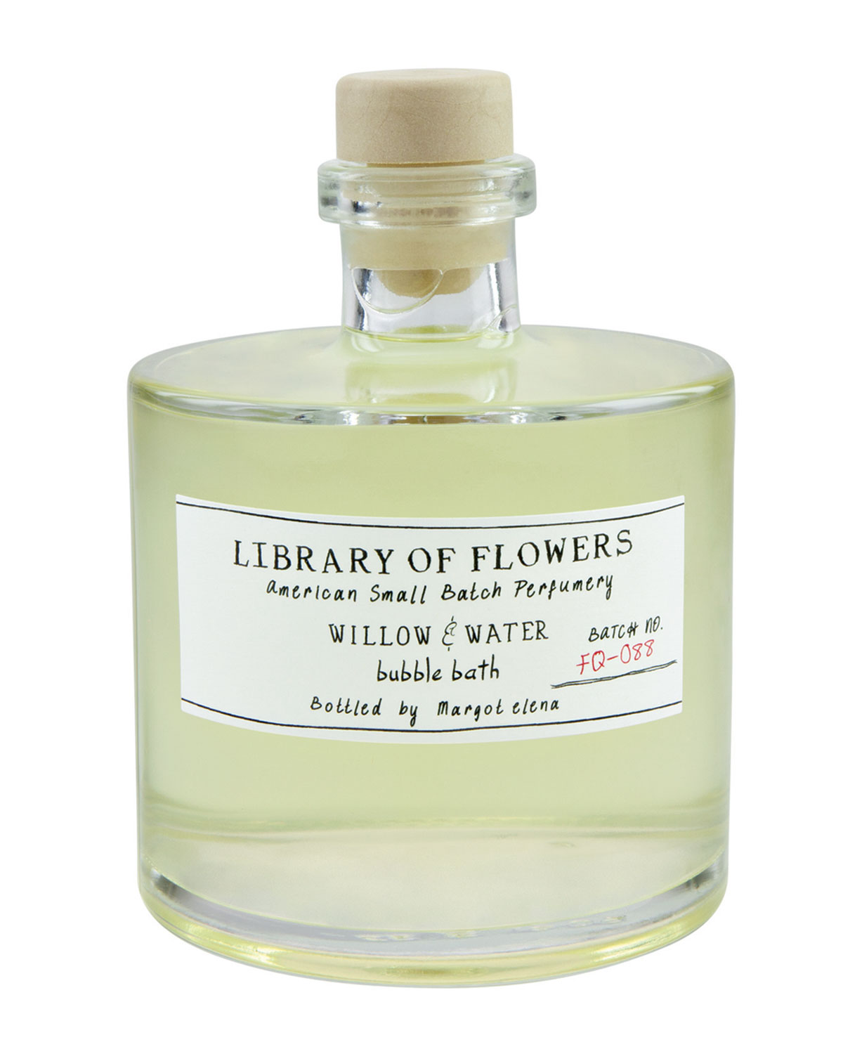 Willow & Water Bubble Bath