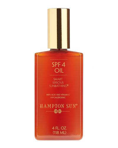 SPF 4 Oil