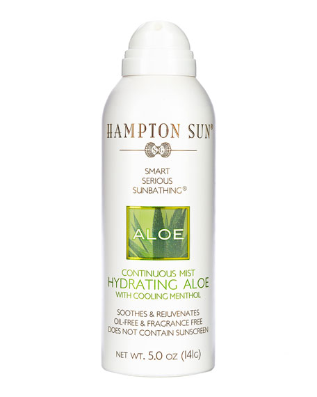 Hampton Sun 5 oz. Hydrating Aloe Continuous Mist