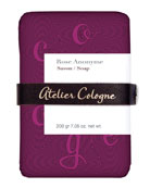 Atelier Cologne ROSE ANONYME SOAP 7.05OZ
