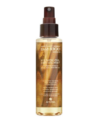 Bamboo Smooth Kendi Oil Dry Mist, 4.2 oz. NM Beauty Award Winner ...